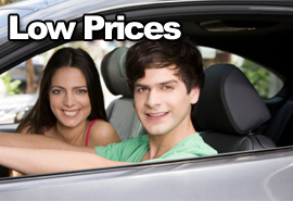 Low prices - First 5 Driving Lessons Only �75!.