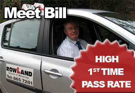 Meet Bill - 2009 68% 1st Time Pass.