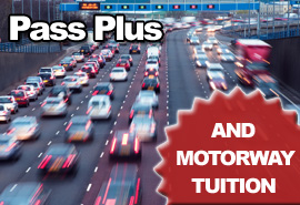 Pass Plus - And Motorway Tuition.